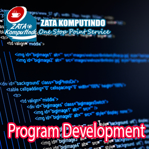 Zata KomputIndo Program Development